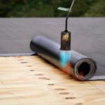 Travaux d'étanchéité et d'isolation de toit plat